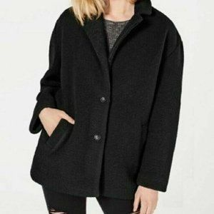 Collection B Faux Fur Teddy Coat